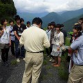 東京農工大学 地域社会システム調査実習が開催されました