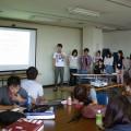 共通カリキュラム「地域文化論」フィールドスタディを行いました