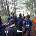 遠山郷エコジオパークフィールドスタディ高校生事前学習を実施しました